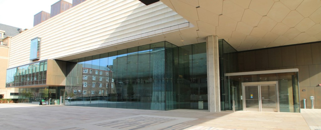 Services_Glass & Glazing (Chazen Art Museum)