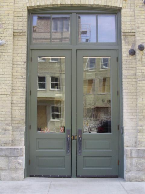 Historic Door Replacement